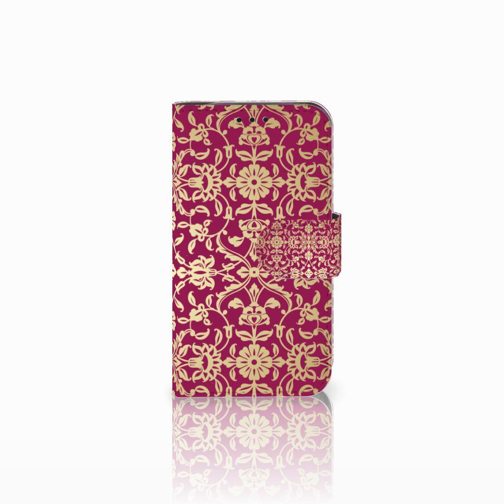LG L90 Boekhoesje Design Barok Pink
