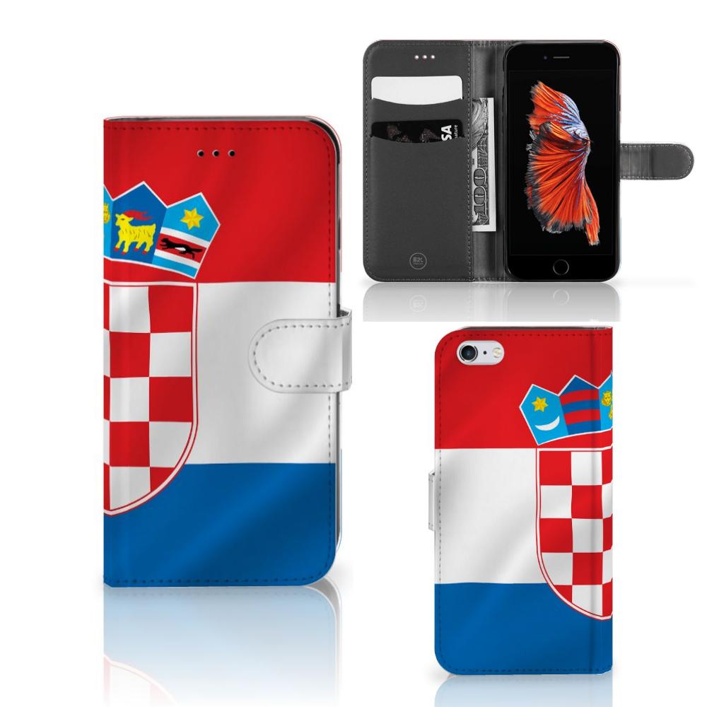Apple iPhone 6 Plus | 6s Plus Bookstyle Case Kroatië