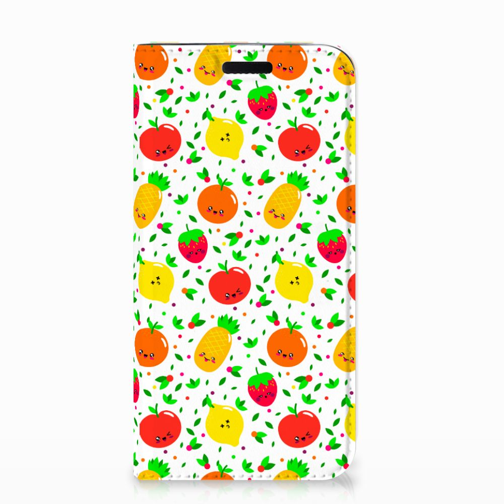 Samsung Galaxy J3 2017 Flip Style Cover Fruits