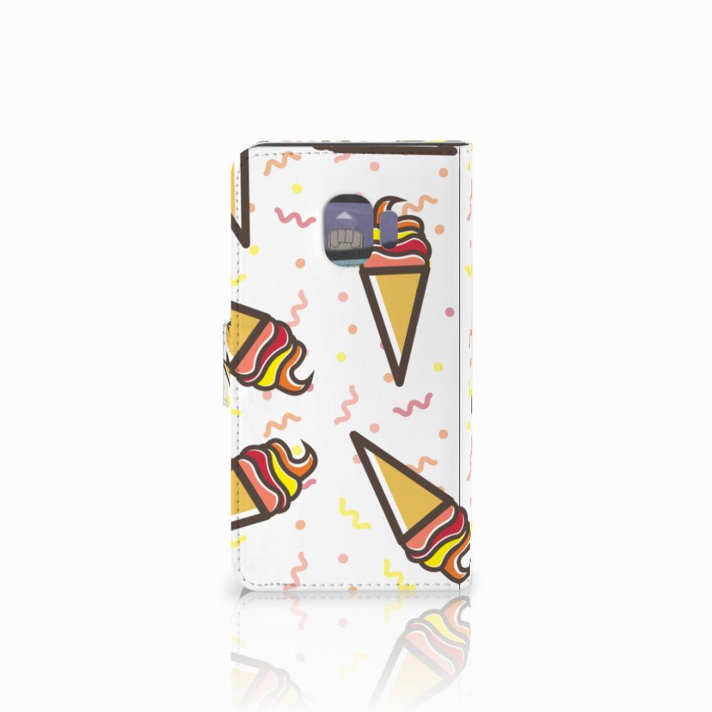 Samsung Galaxy J2 Pro 2018 Book Cover Icecream
