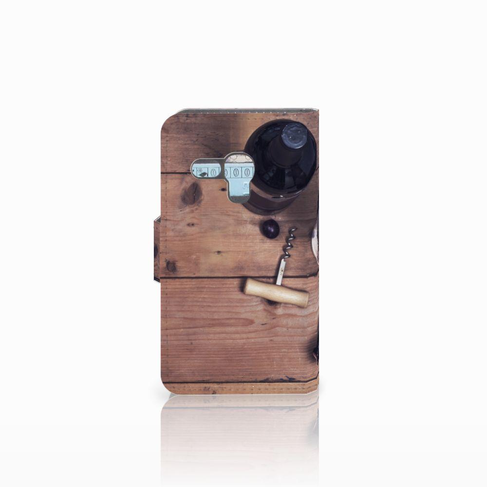 Samsung Galaxy S3 Mini Book Cover Wijn