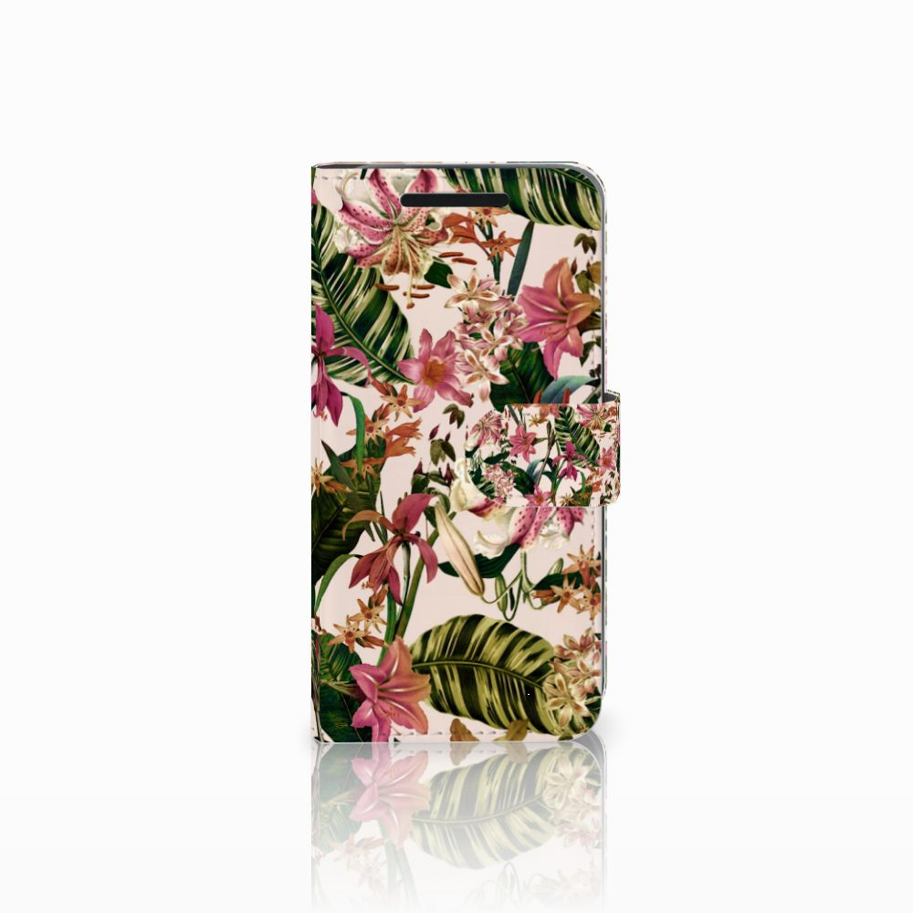 HTC One M9 Hoesje Flowers