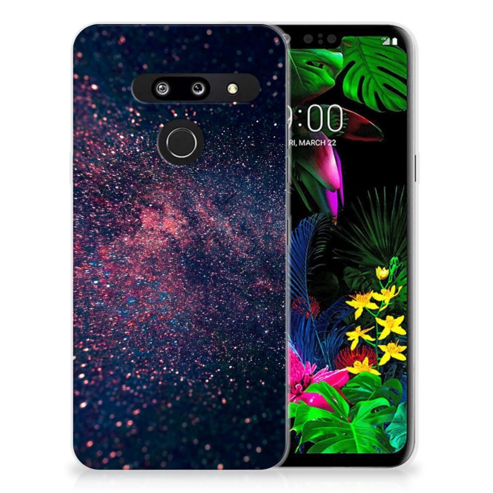LG G8 Thinq TPU Hoesje Stars