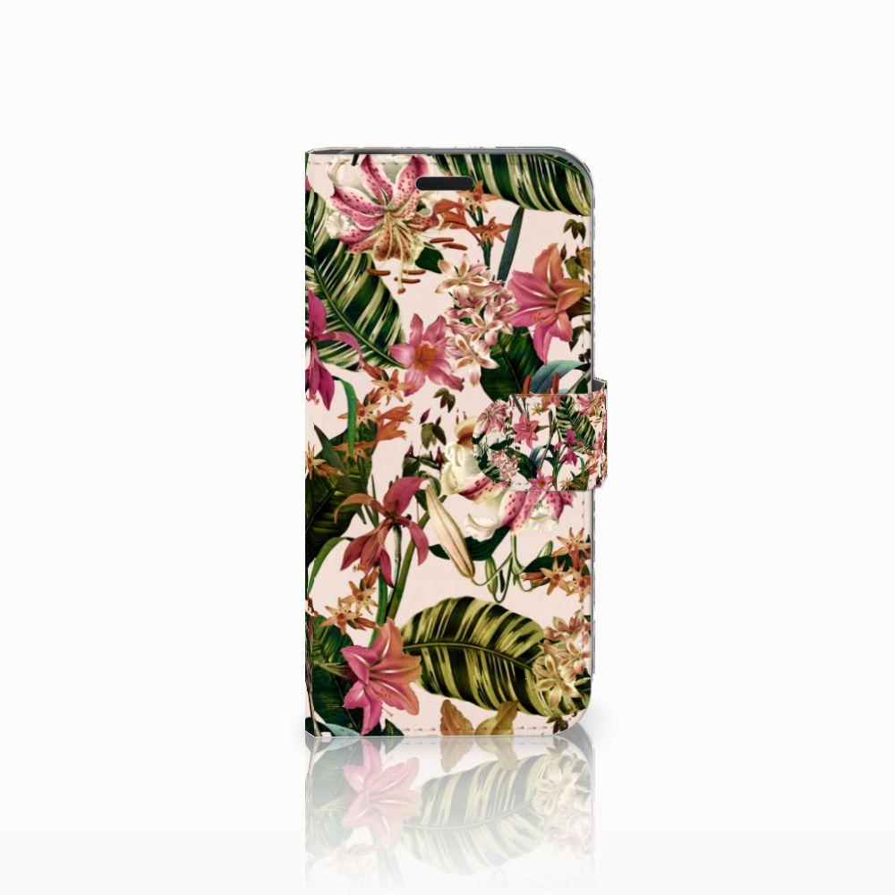 Acer Liquid Z630 | Z630s Uniek Boekhoesje Flowers