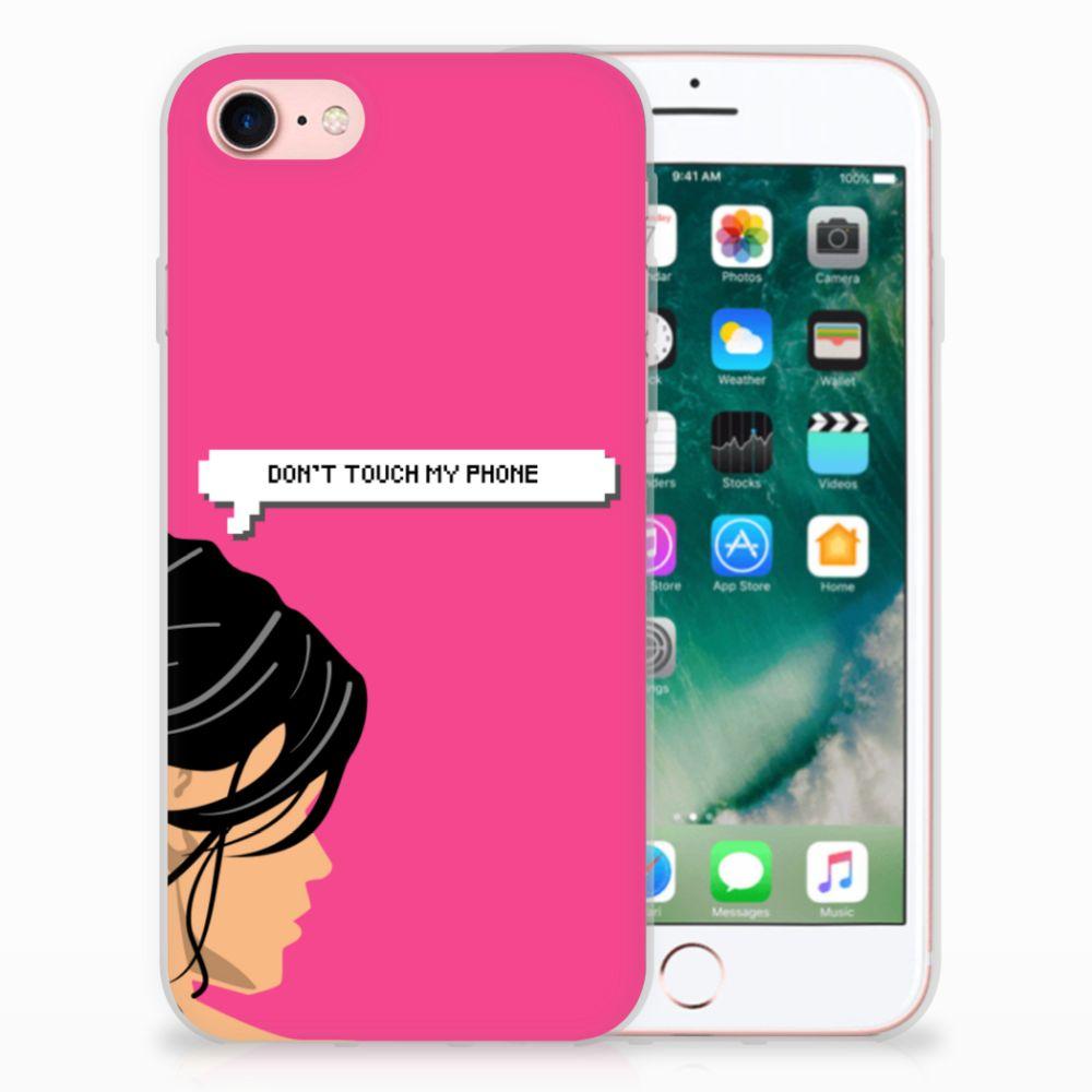 Apple iPhone 7 | 8 Uniek TPU Hoesje Woman DTMP