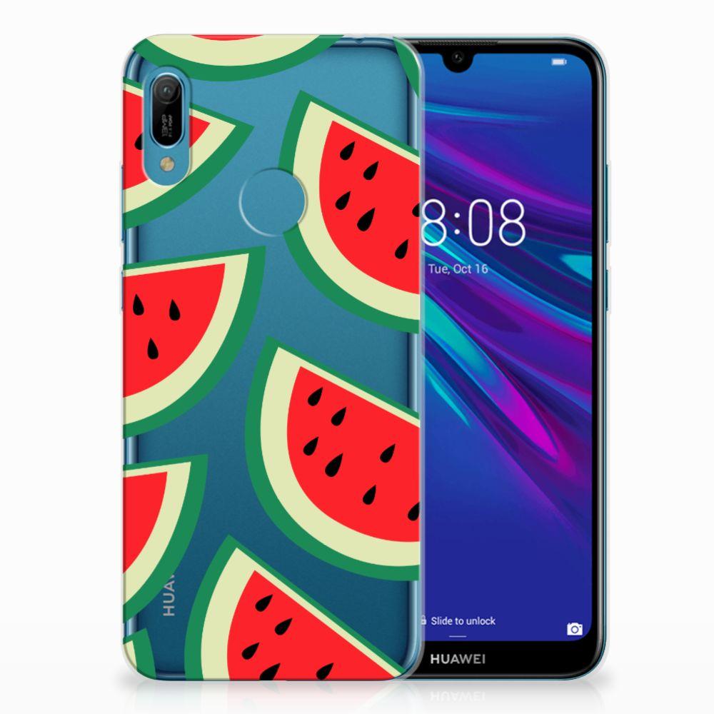 Huawei Y6 2019 | Y6 Pro 2019 Siliconen Case Watermelons