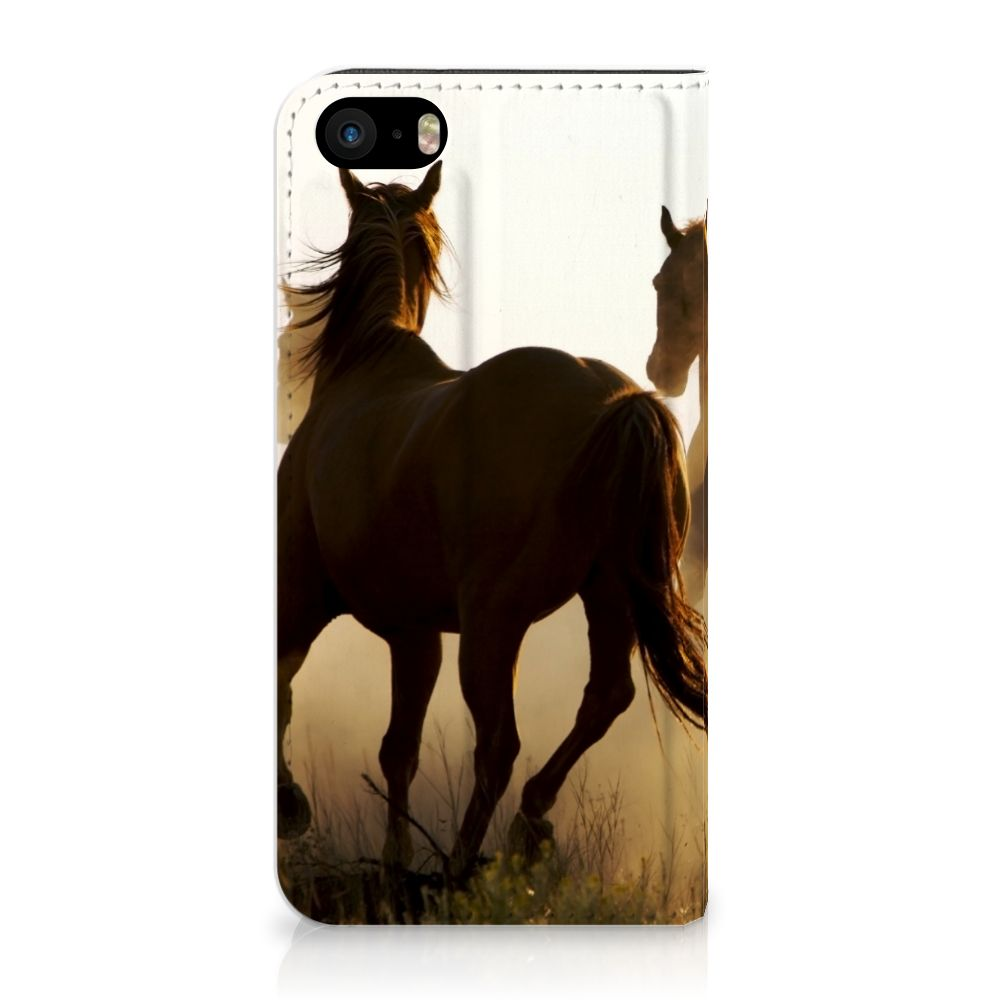 iPhone SE|5S|5 Hoesje maken Design Cowboy