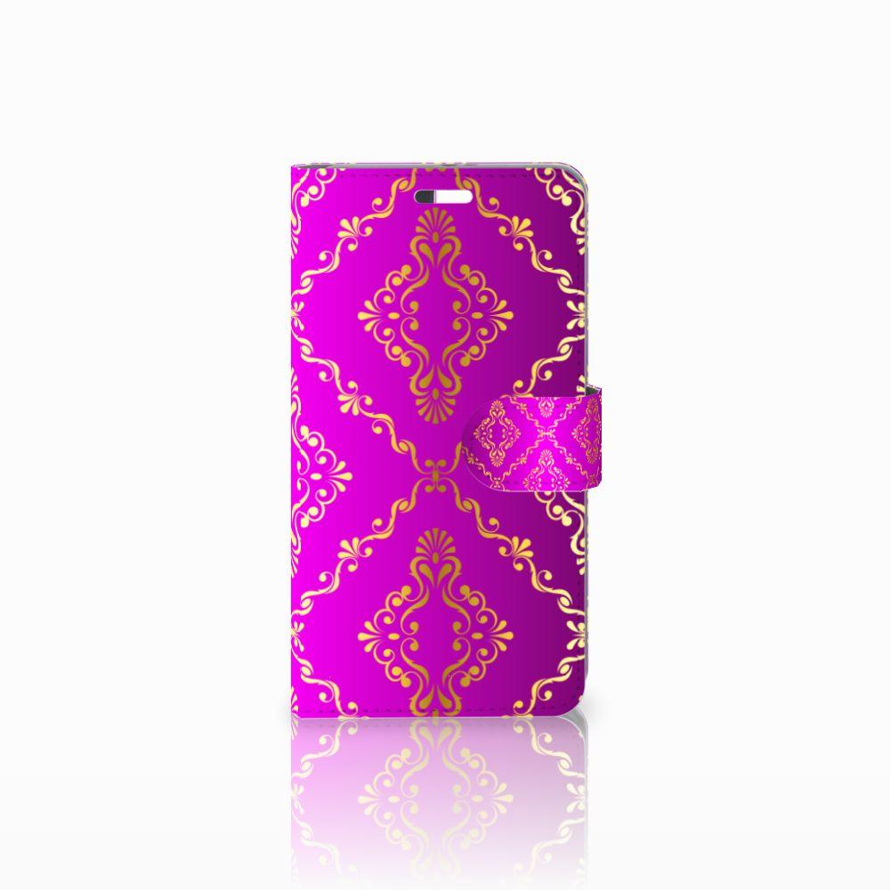 Wallet Case Huawei P9 Plus Barok Roze