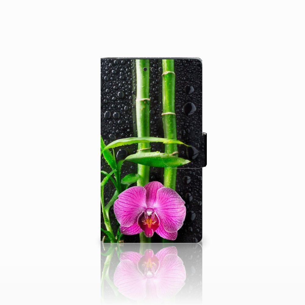 Sony Xperia XZ2 Boekhoesje Design Orchidee