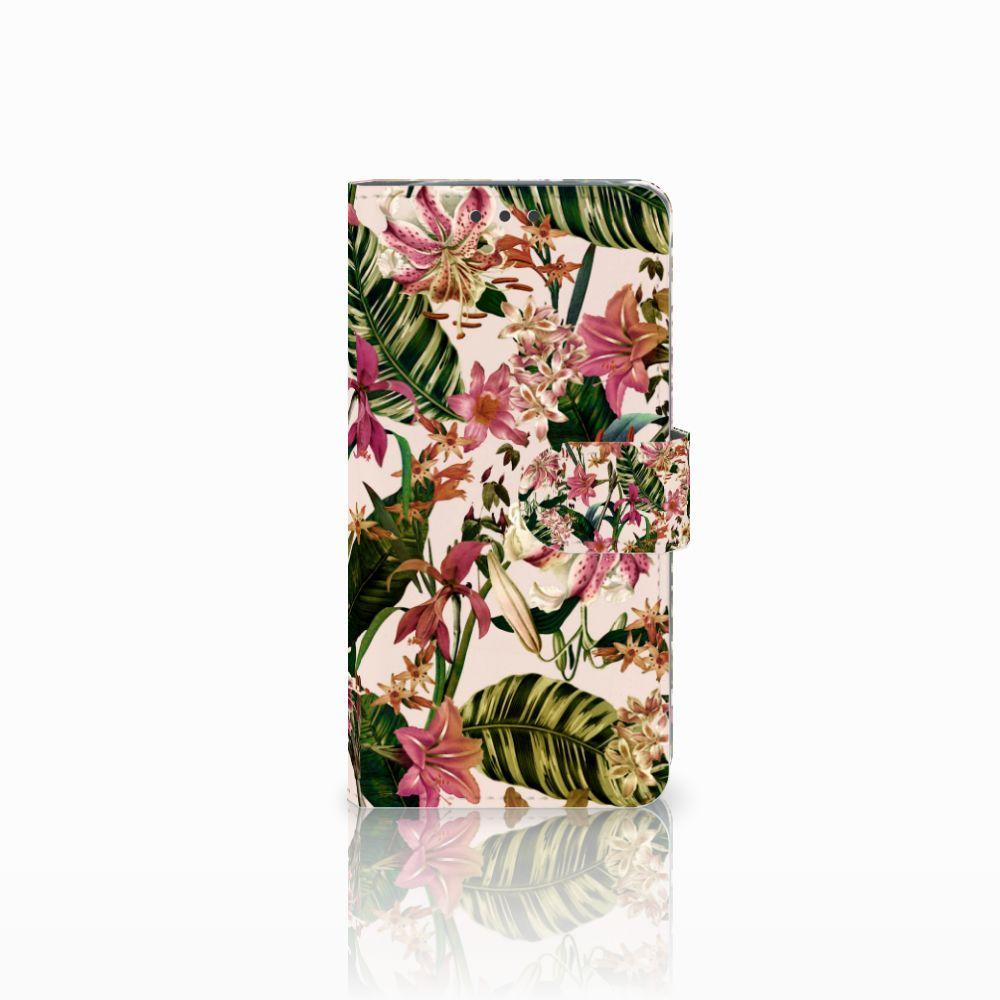 LG G5 Uniek Boekhoesje Flowers
