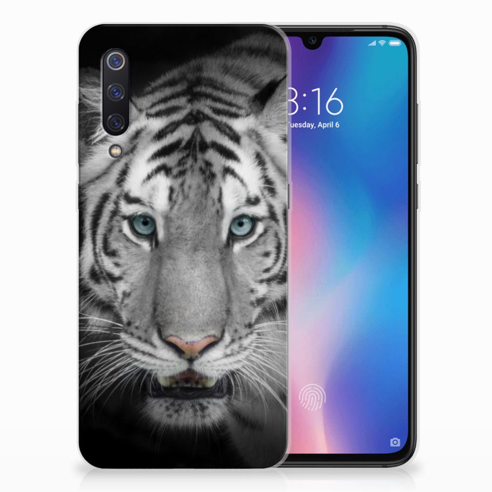 Xiaomi Mi 9 Leuk Hoesje Tijger