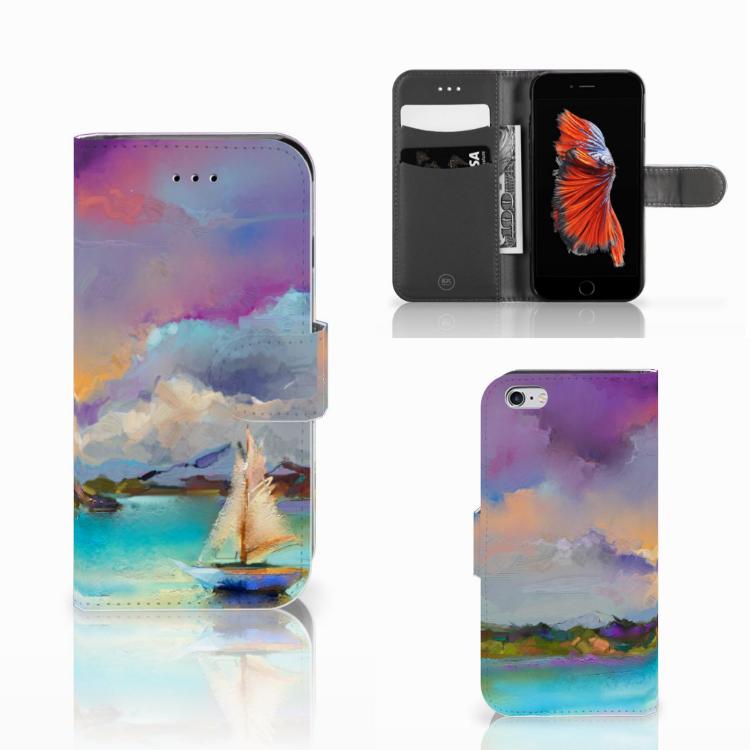 Hoesje Apple iPhone 6 | 6s Boat