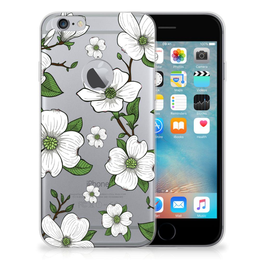 Apple iPhone 6 Plus | 6s Plus TPU Case Dogwood Flowers