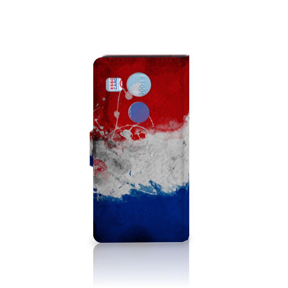 LG Nexus 5X Bookstyle Case Nederland