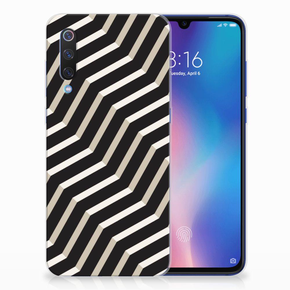 Xiaomi Mi 9 TPU Hoesje Illusion