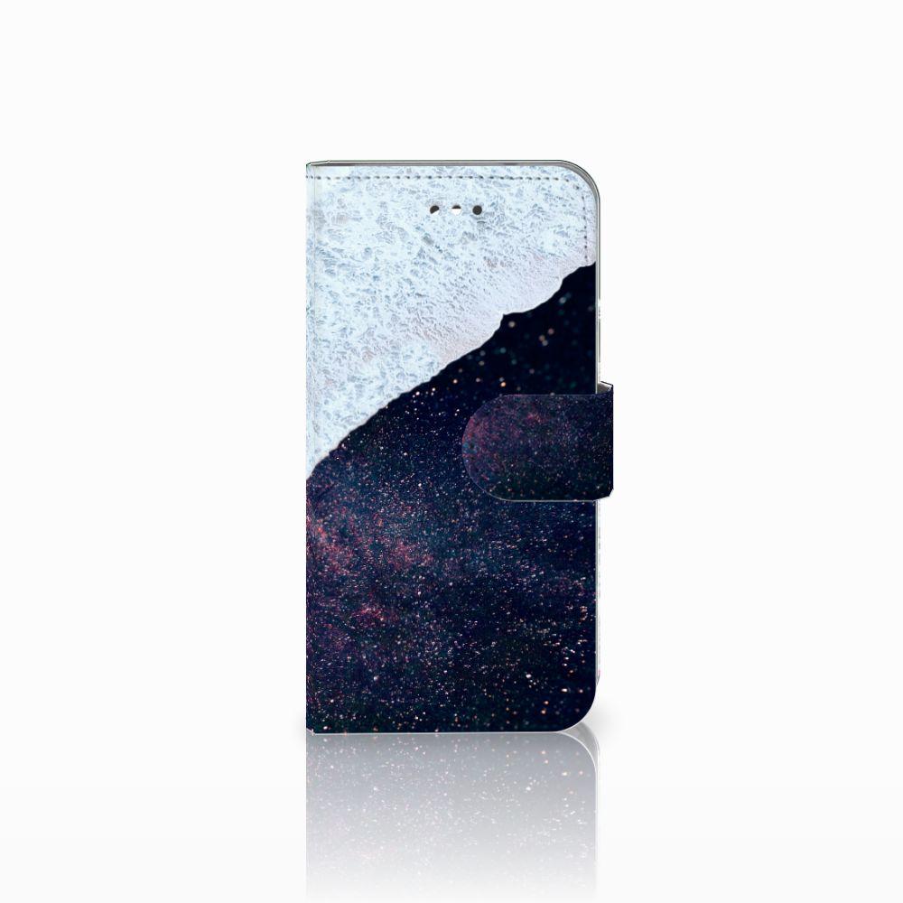 LG X Screen Bookcase Sea in Space
