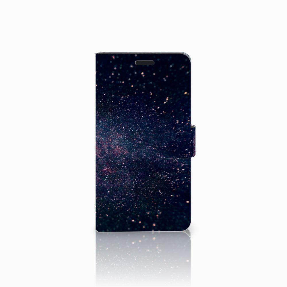 Sony Xperia T3 Boekhoesje Design Stars