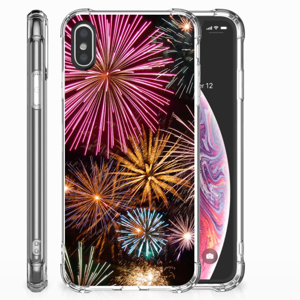 Apple iPhone X | Xs Anti Shock Bumper Case Vuurwerk