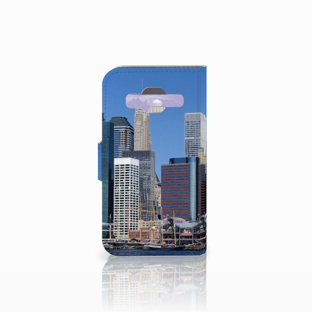 Samsung Galaxy Core Prime Flip Cover Vrijheidsbeeld