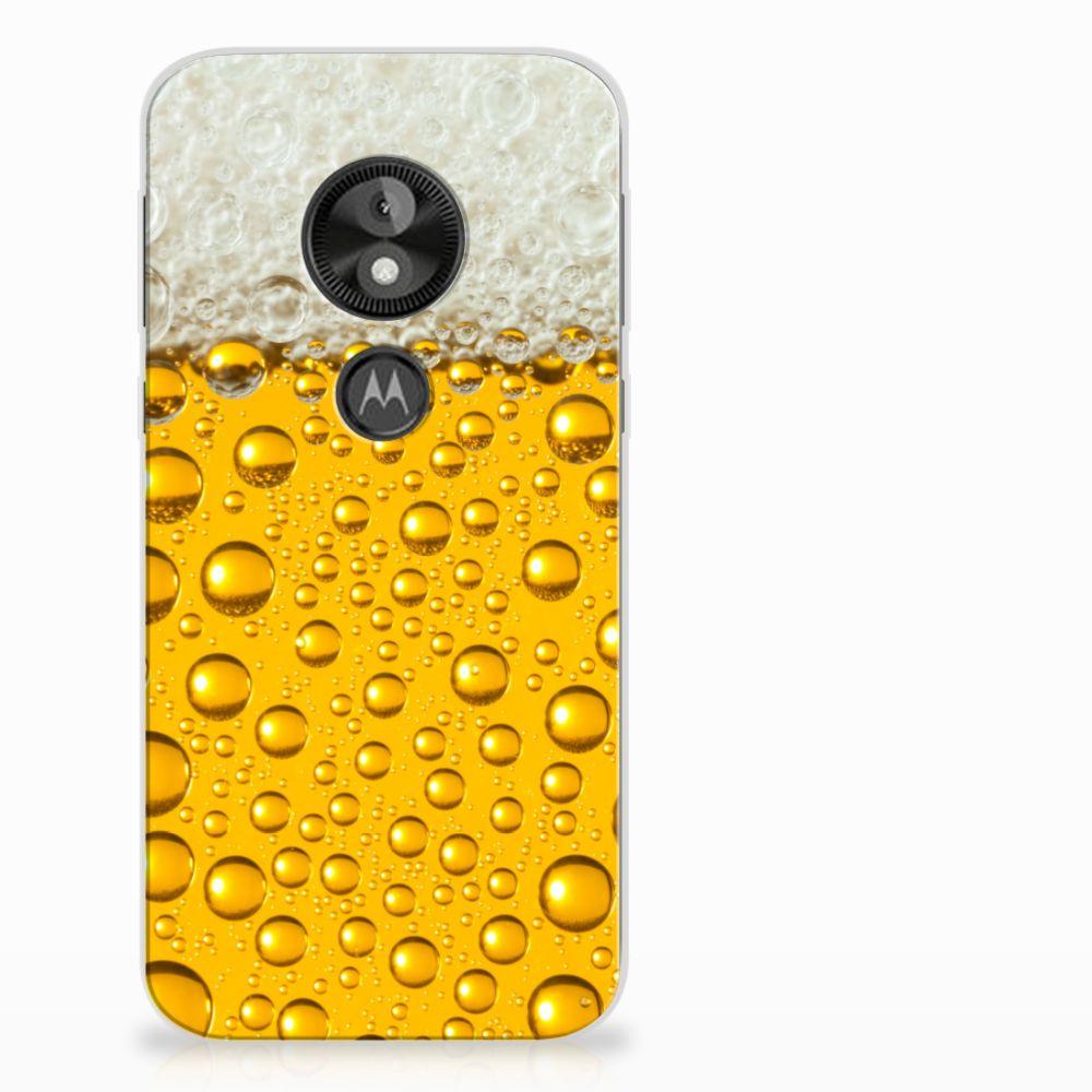 Motorola Moto E5 Play Siliconen Case Bier