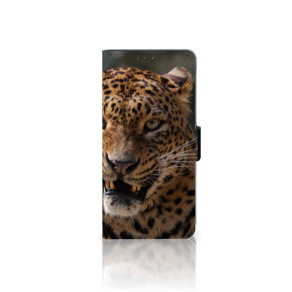 Sony Xperia XZ3 Uniek Boekhoesje Luipaard