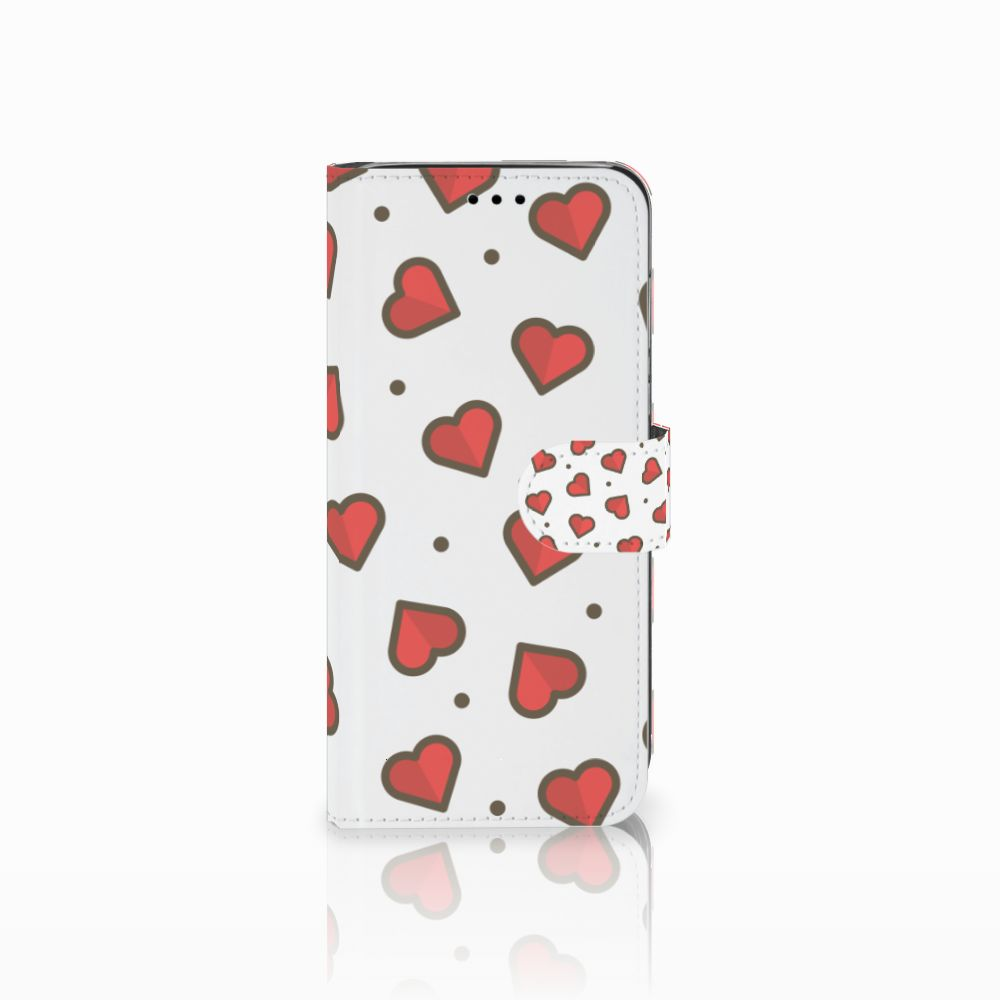 Huawei P20 Lite Telefoon Hoesje Hearts