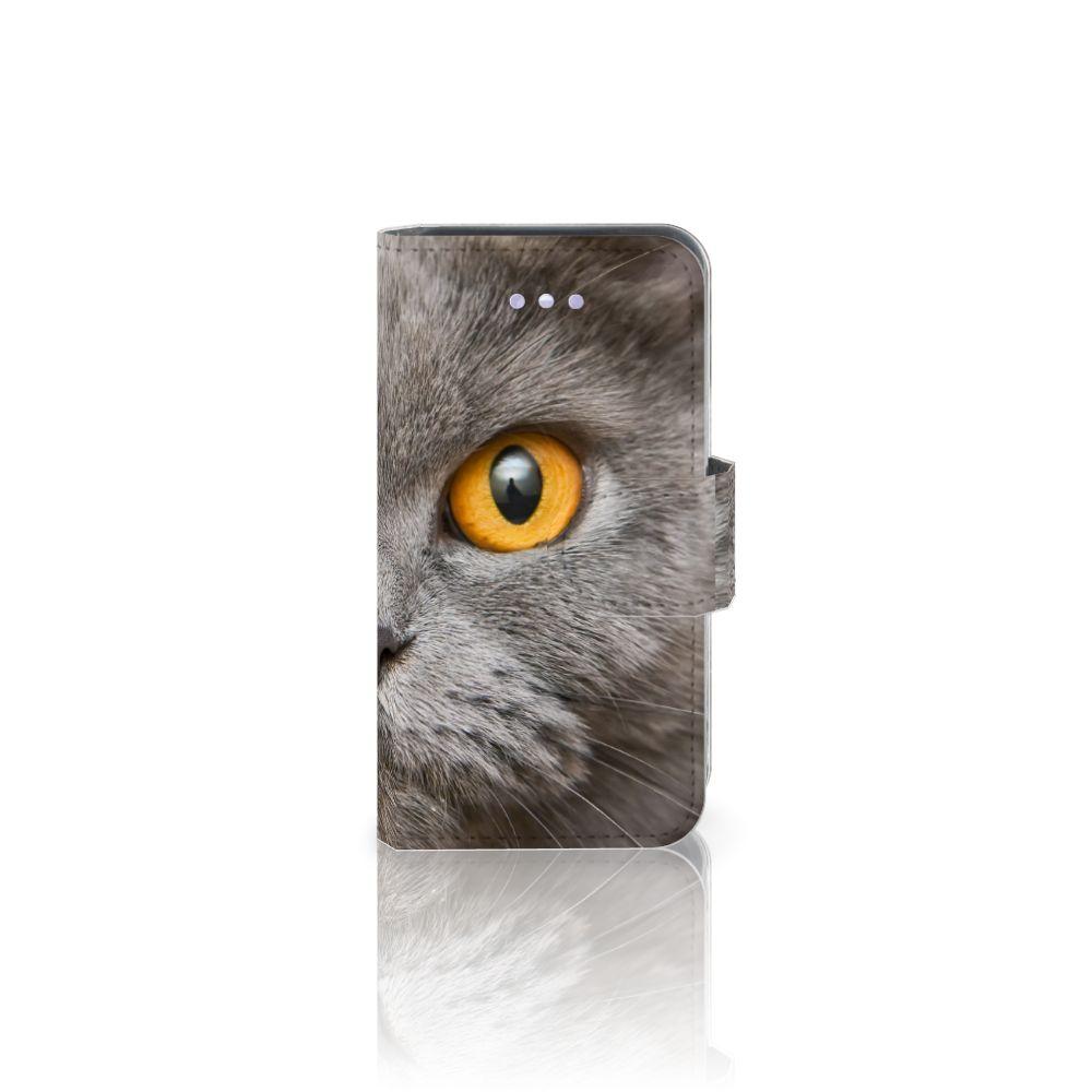 Apple iPhone 4 | 4S Uniek Boekhoesje Britse Korthaar