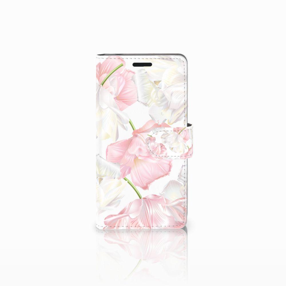 Sony Xperia E3 Boekhoesje Design Lovely Flowers