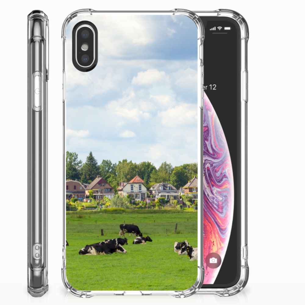 Apple iPhone X | Xs Case Anti-shock Koeien