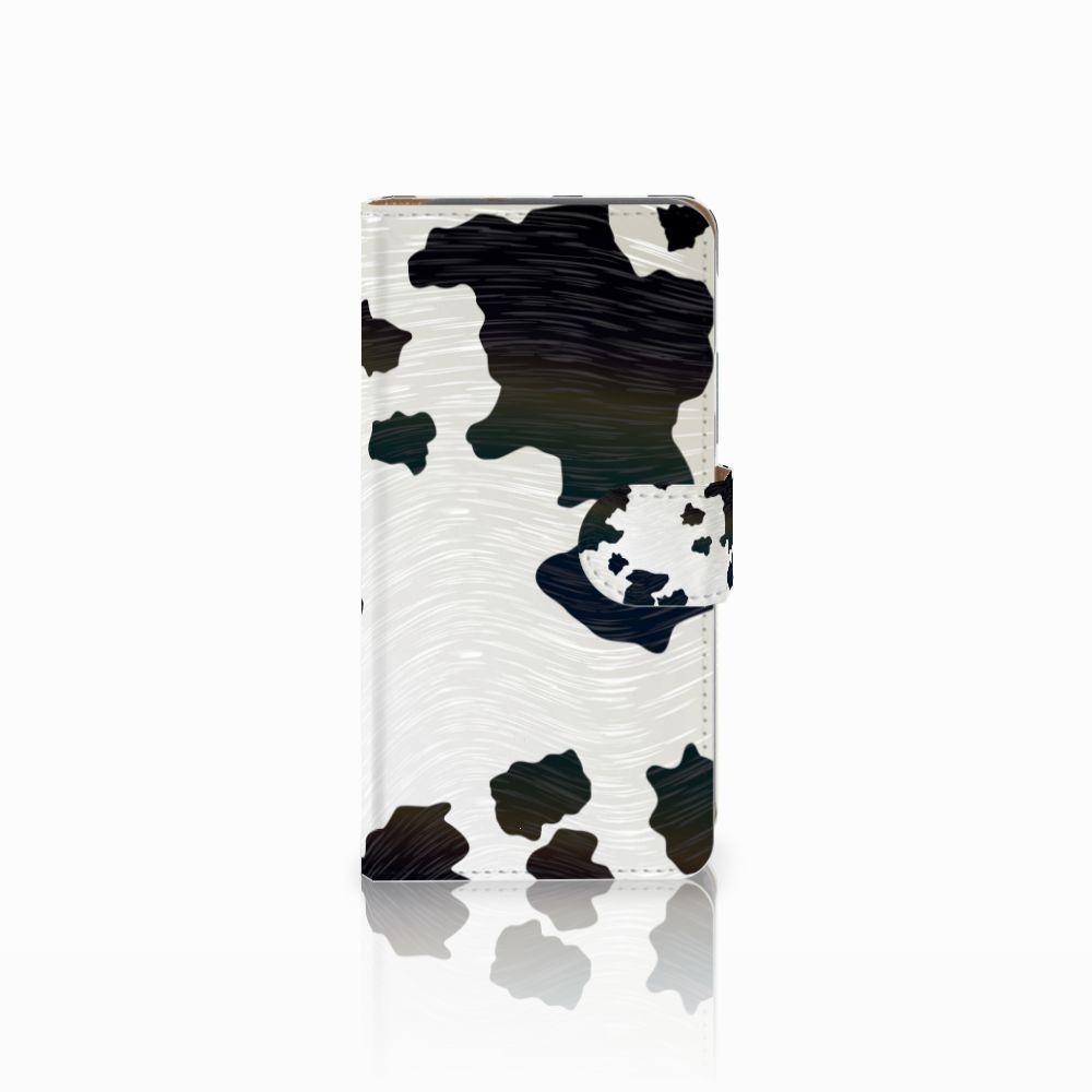 Google Pixel Telefoonhoesje met Pasjes Koeienvlekken