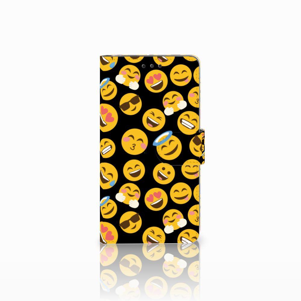 LG G4 Boekhoesje Design Emoji