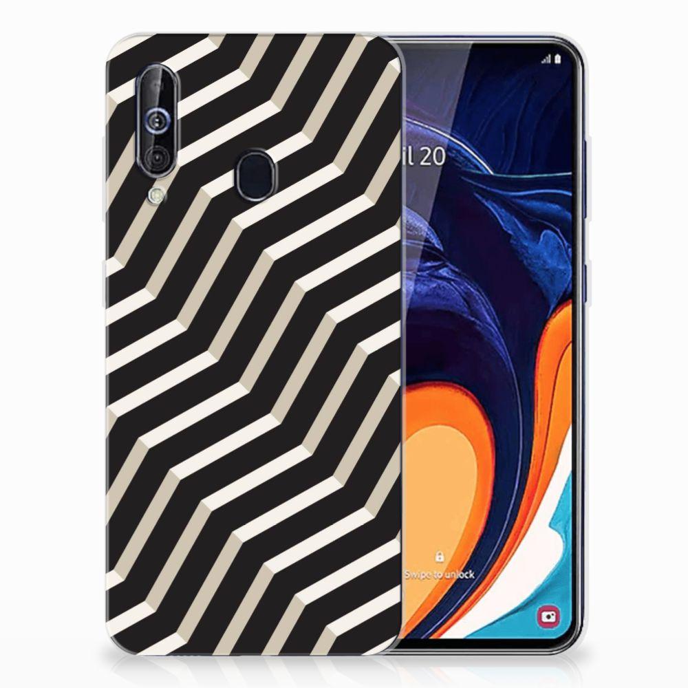 Samsung Galaxy A60 TPU Hoesje Illusion