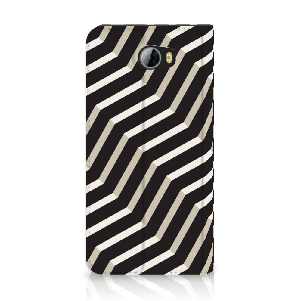 Huawei Y5 2 | Y6 Compact Stand Case Illusion