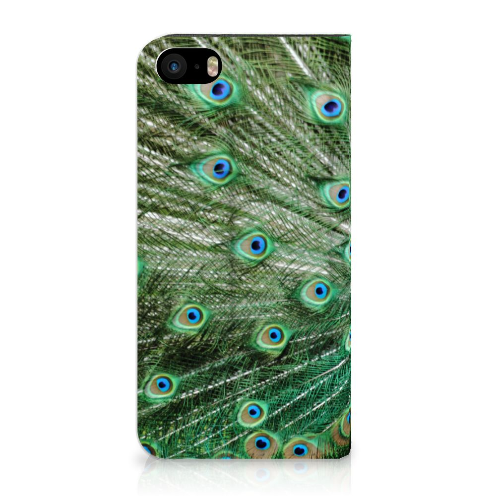 iPhone SE|5S|5 Standcase Hoesje Design Pauw