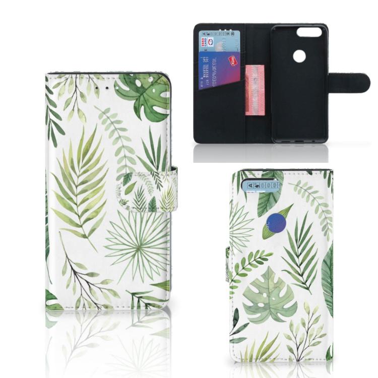 OnePlus 5T Hoesje Leaves