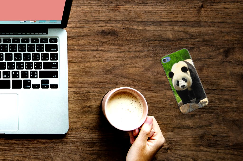 Apple iPod Touch 5 | 6 TPU Hoesje Panda