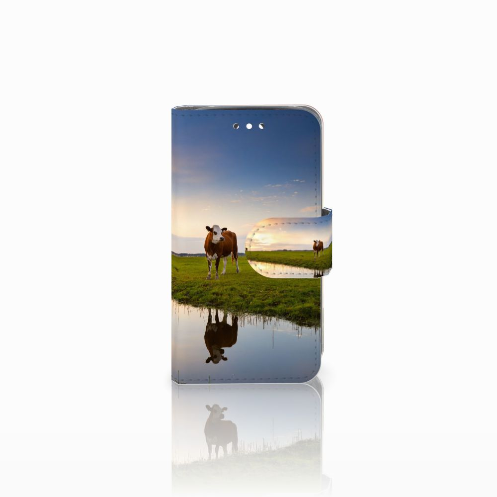 Huawei Y360 Boekhoesje Design Koe