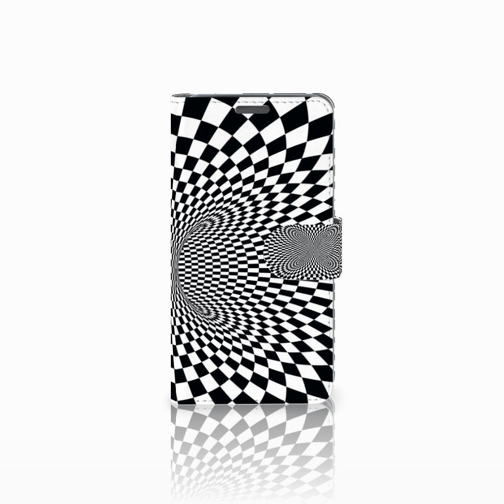 Wiko Lenny Boekhoesje Design Illusie