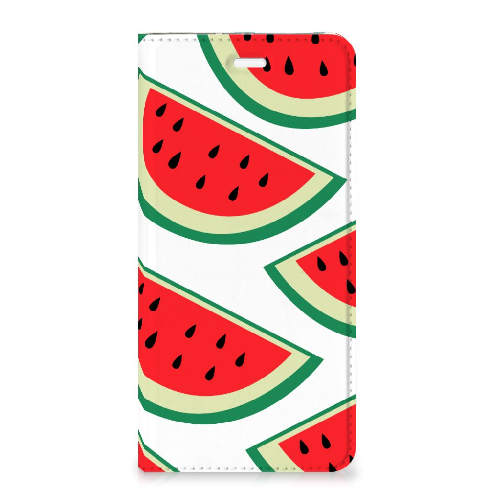 Huawei P10 Plus Flip Style Cover Watermelons