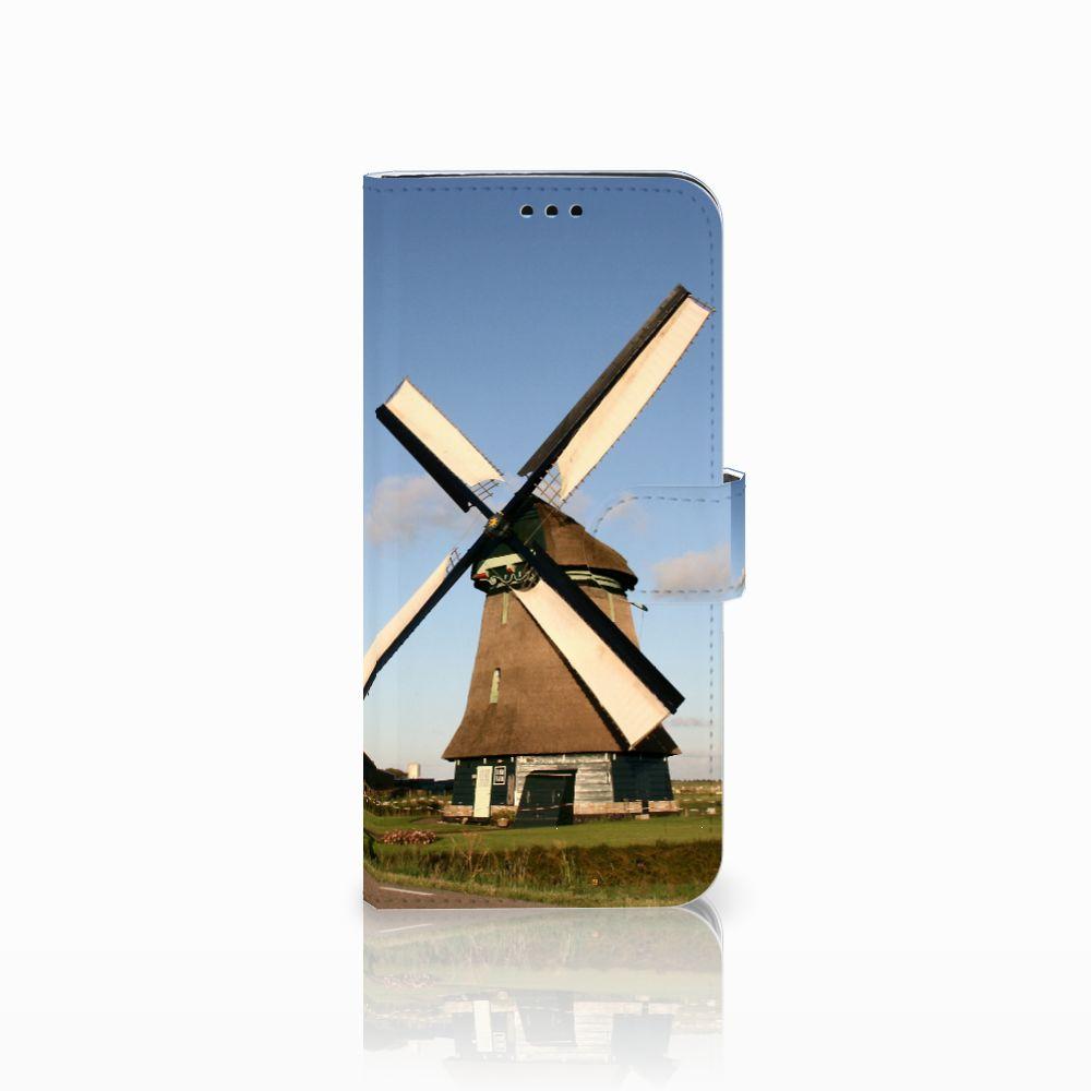 Samsung Galaxy S9 Plus Uniek Boekhoesje Molen