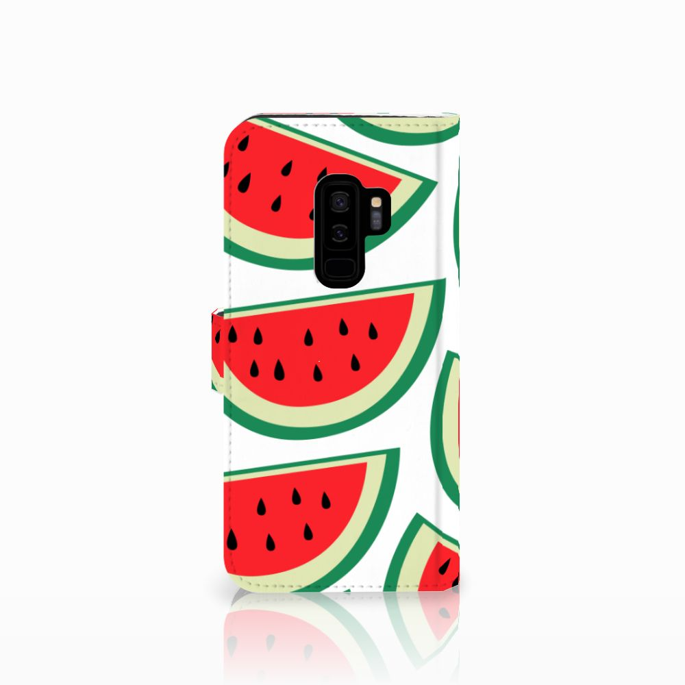 Samsung Galaxy S9 Plus Book Cover Watermelons