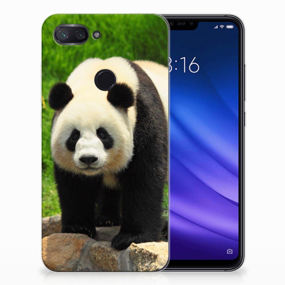 Xiaomi Mi 8 Lite TPU Hoesje Panda