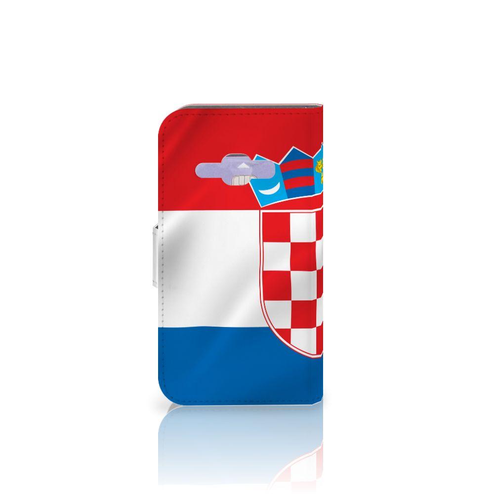 Samsung Galaxy J1 2016 Bookstyle Case Kroatië