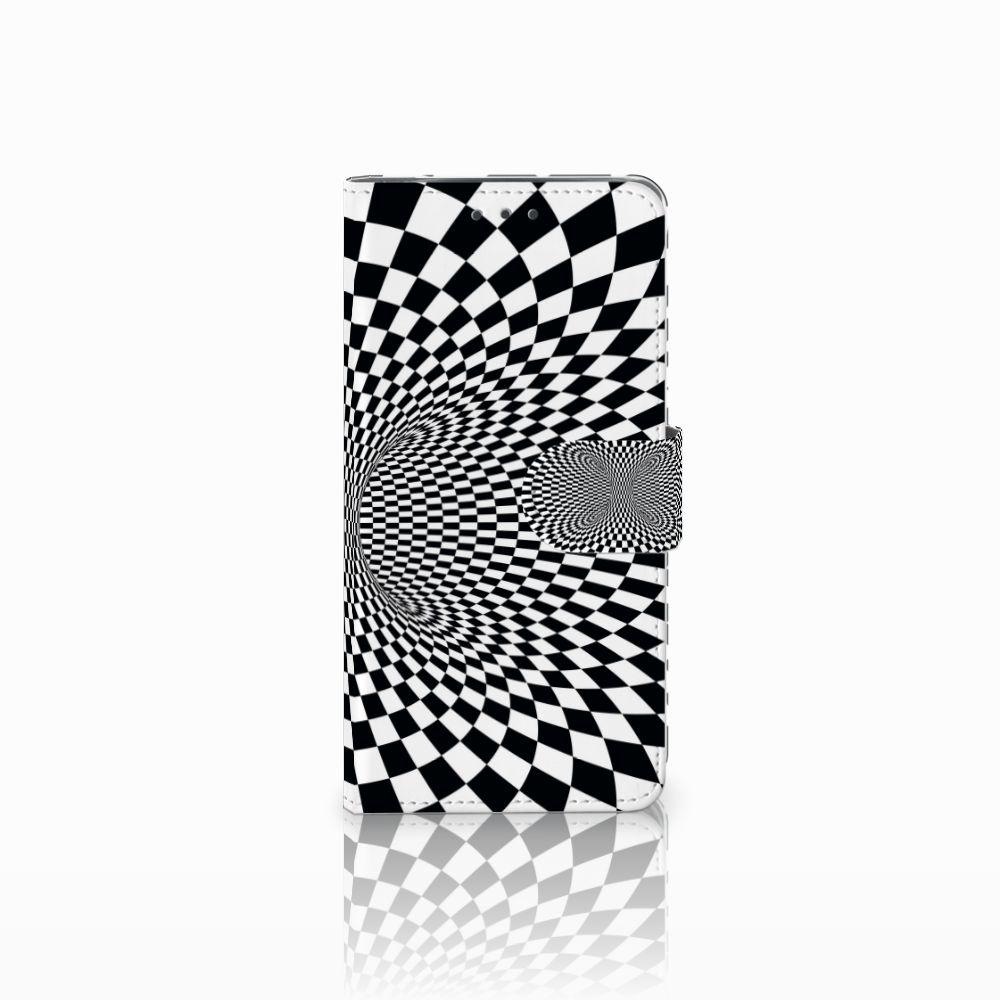 Motorola Moto X4 Bookcase Illusie