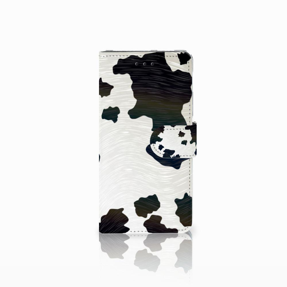 Huawei Y5 2018 Boekhoesje Design Koeienvlekken