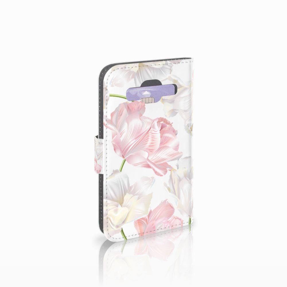 Samsung Galaxy Core Prime Boekhoesje Design Lovely Flowers