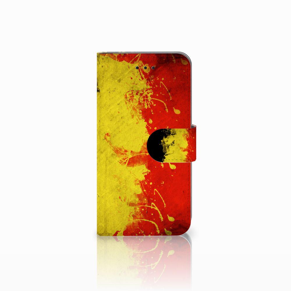 Apple iPhone X | Xs Boekhoesje Design Belgische Vlag