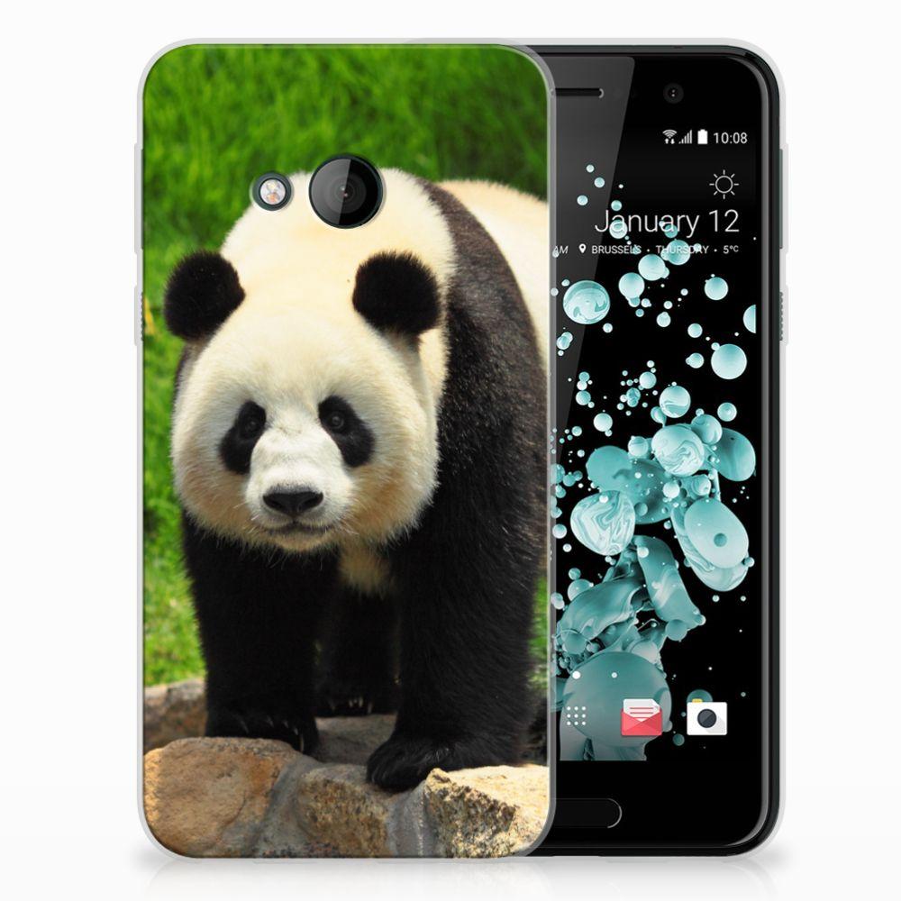 HTC U Play TPU Hoesje Panda