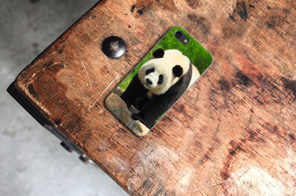 Apple iPhone 7 | 8 Leuk Hoesje Panda