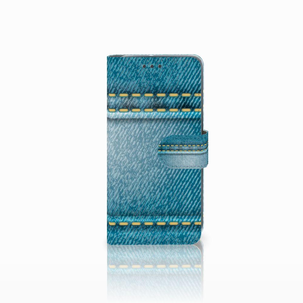 HTC U11 Life Boekhoesje Design Jeans
